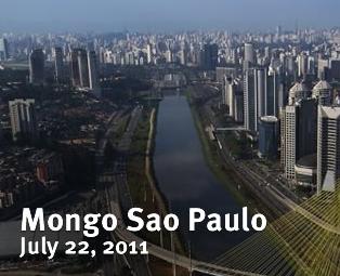 MongoDB Sao Paulo